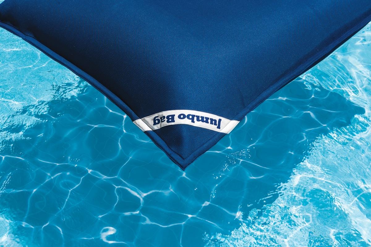 Swimming marine
