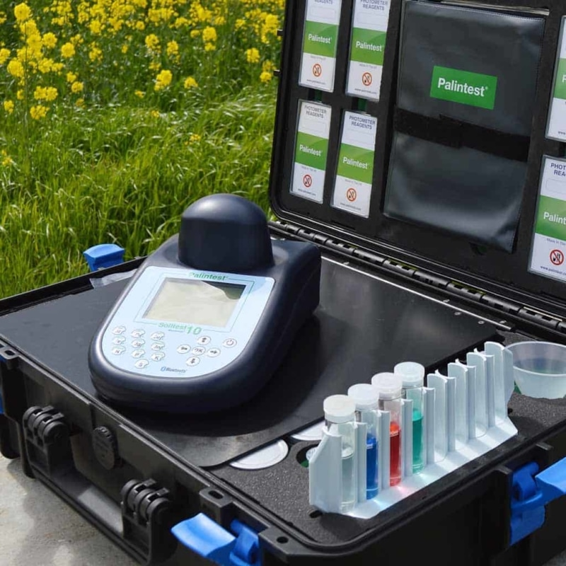 Trousse analyse - analyse eau